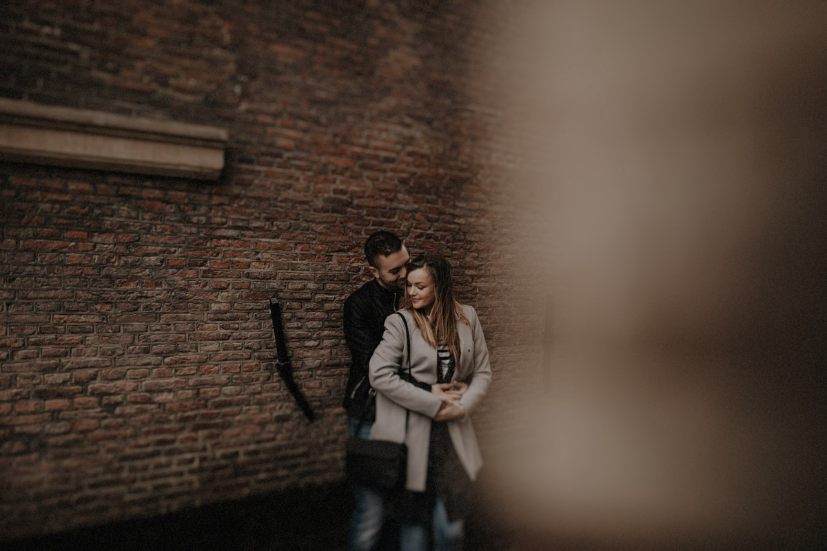 Amsterdam engagement photos - Destination wedding photographer