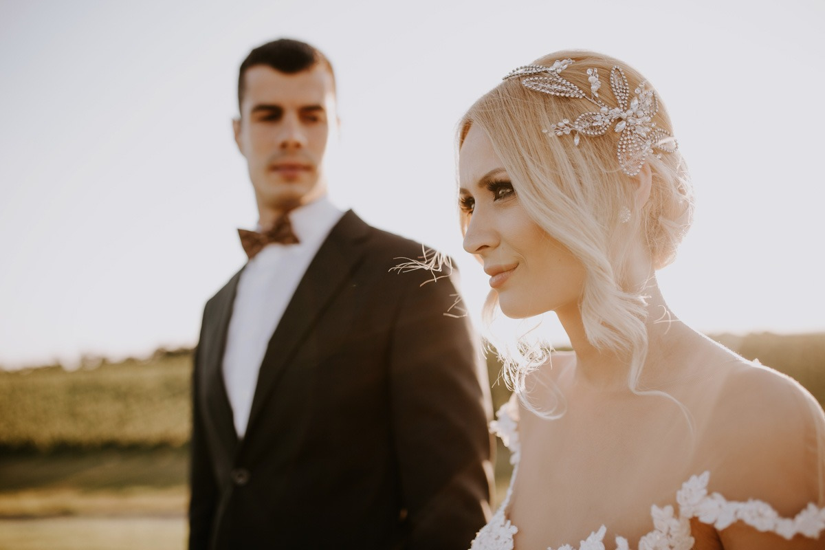 Croatian destination photographer - Ilok wedding