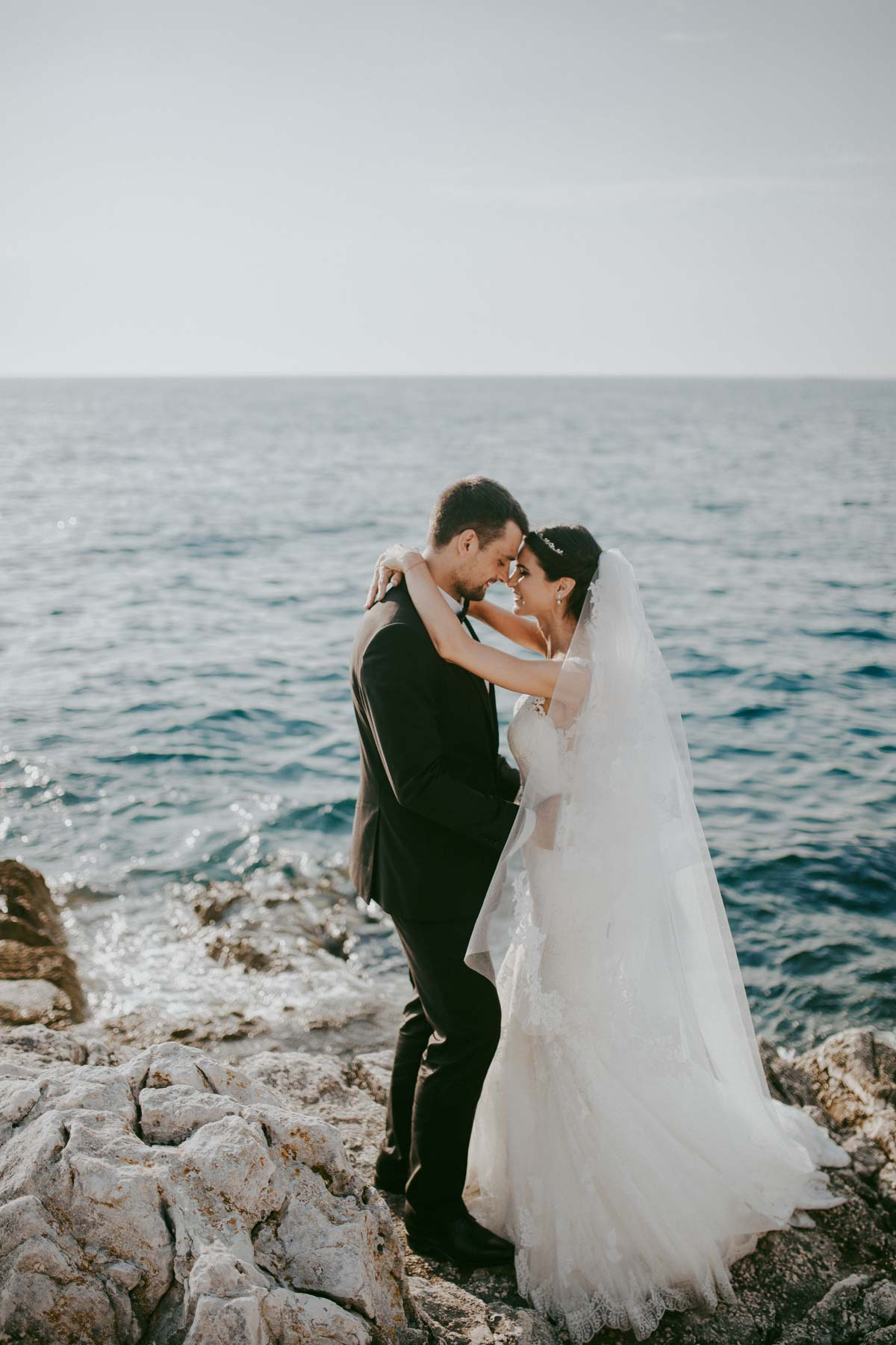 croatian wedding photofrapher - rovigno - wedding