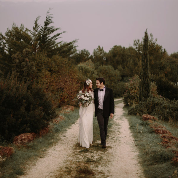 Wedding inspiration session in Italy