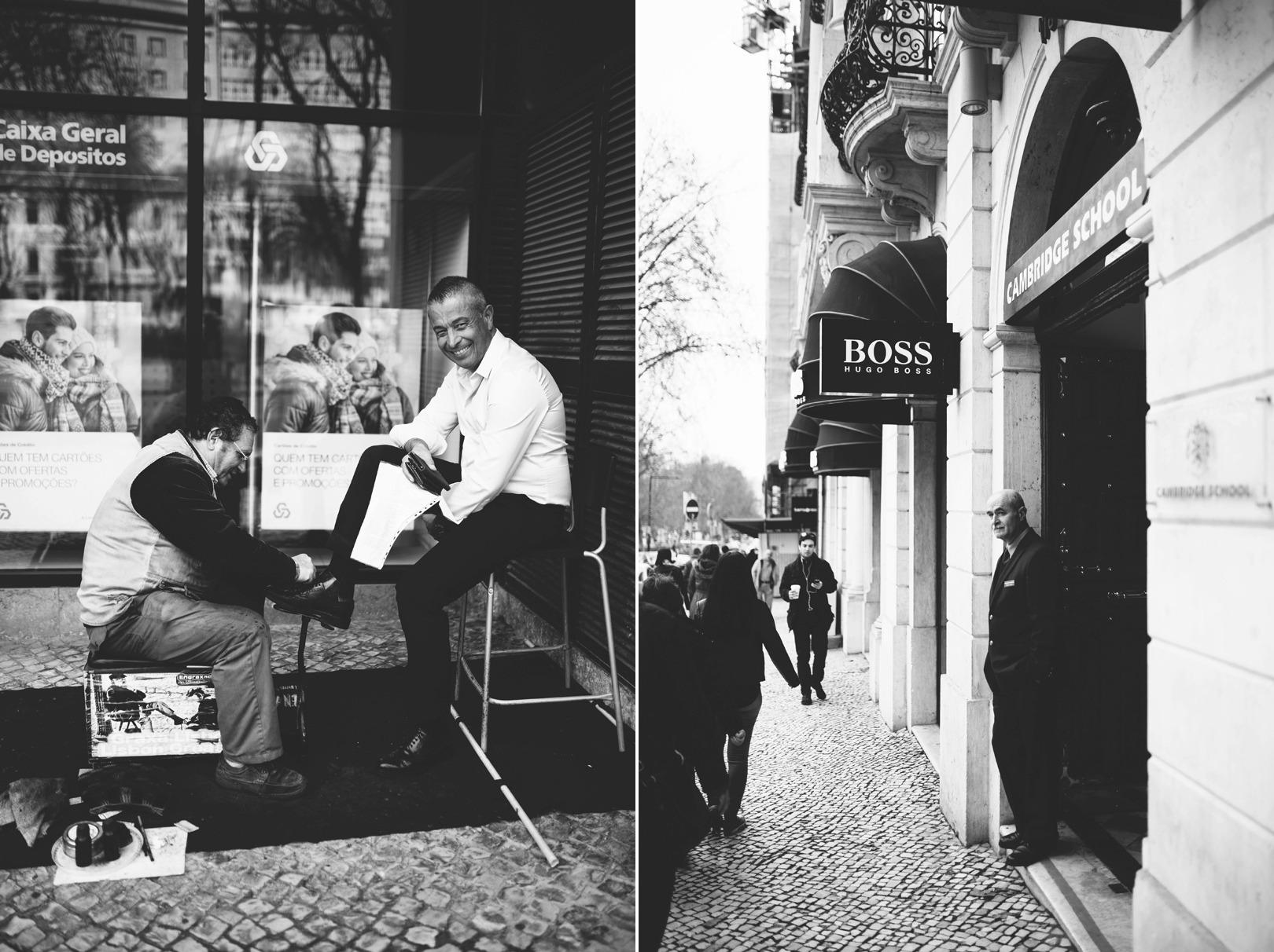 Lisbon people