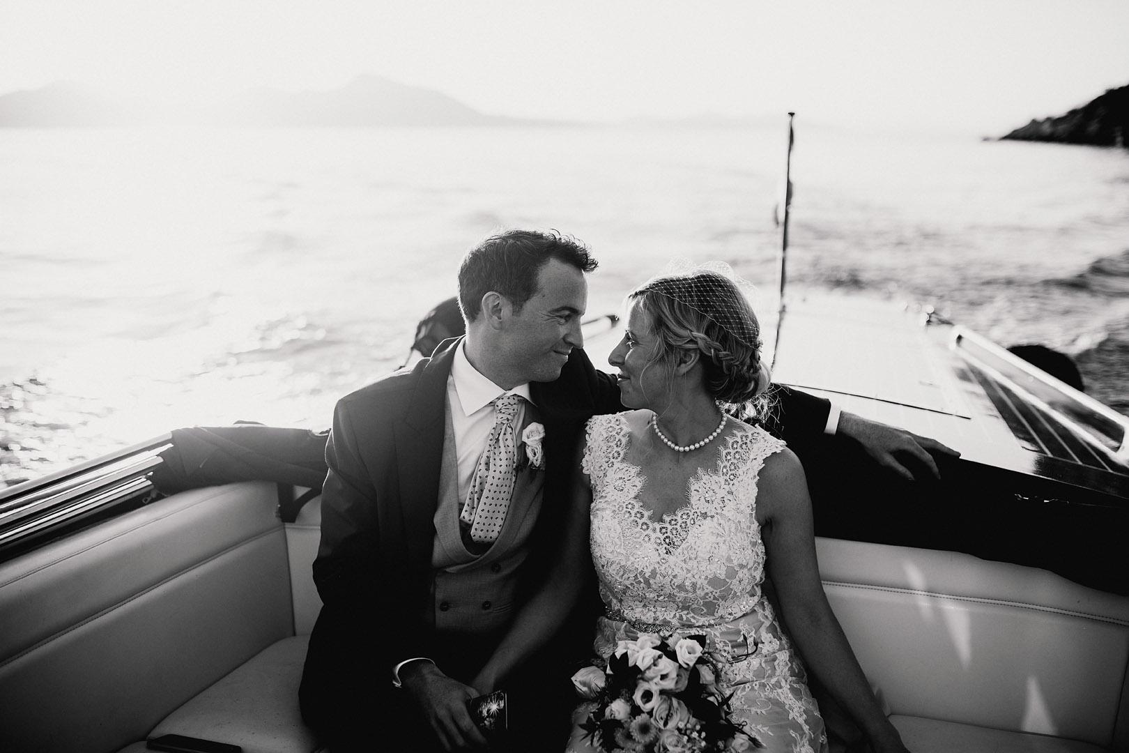 boat for wedding dubrovnik