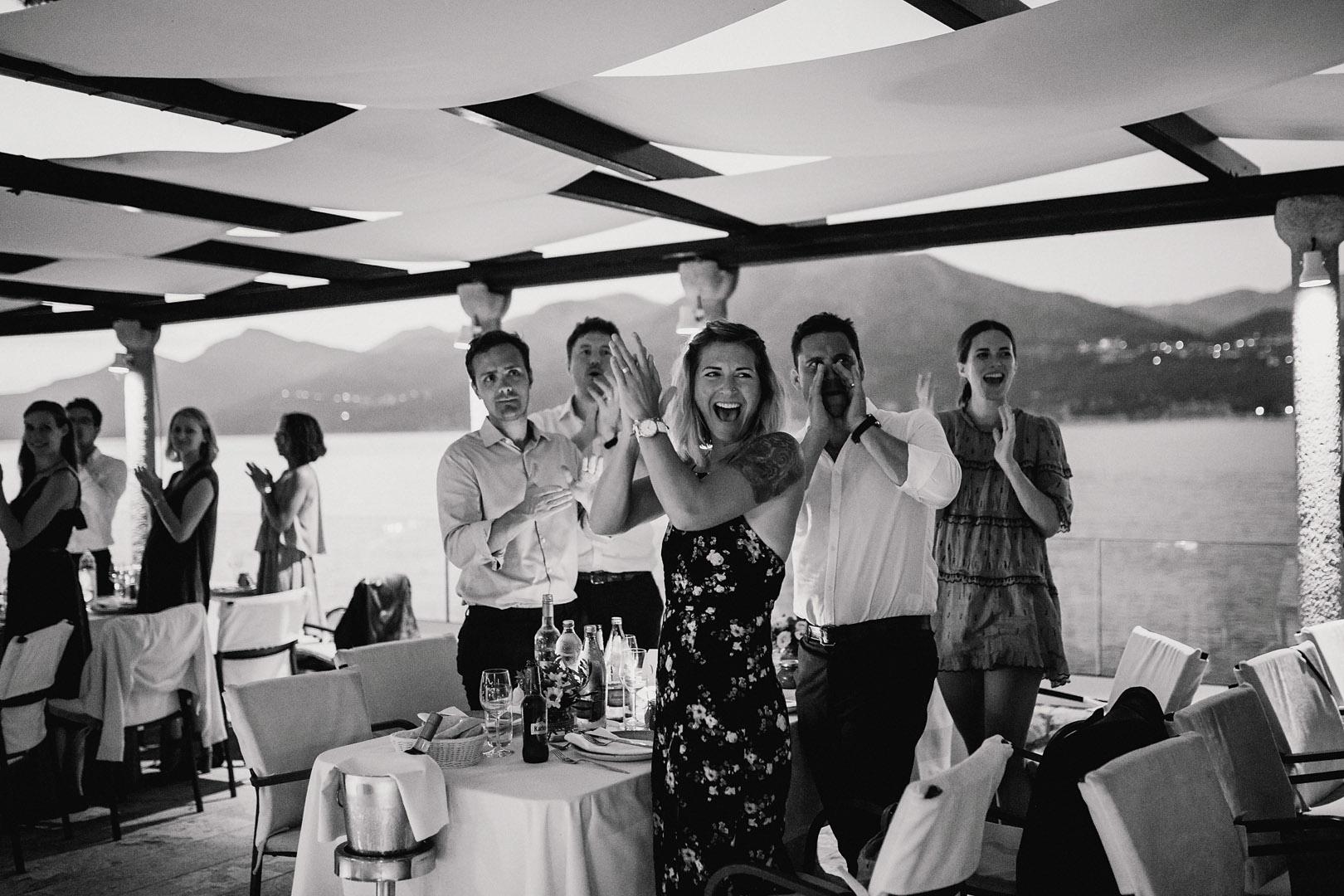 wedding party villa ruza