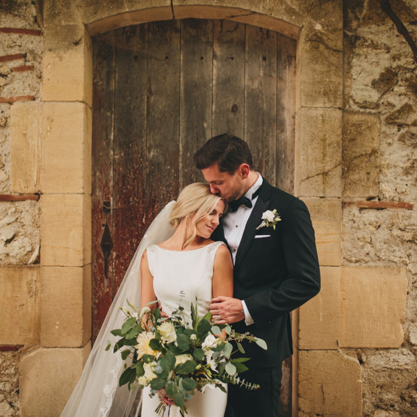 Chateau Immaculate wedding in France