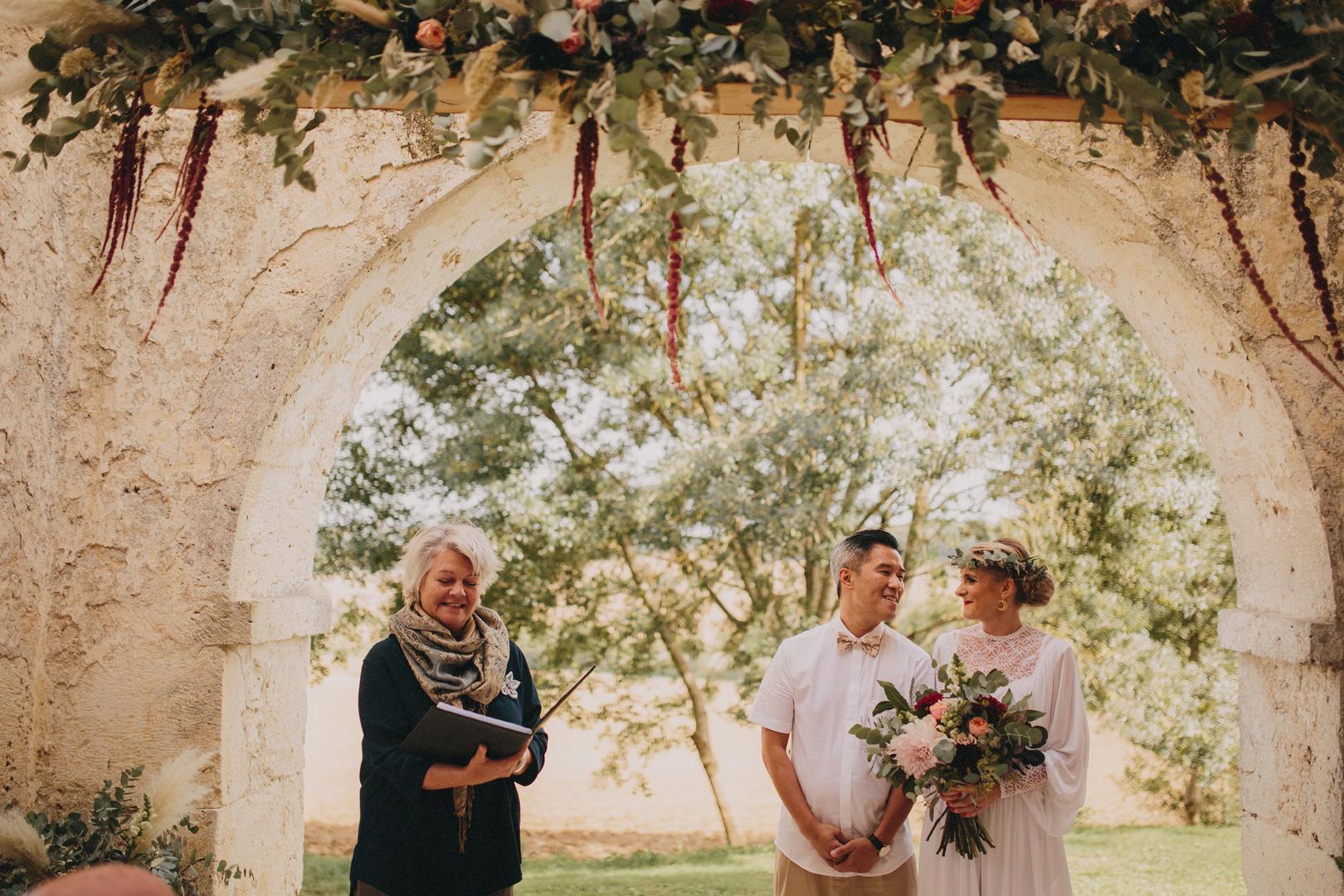 Wedding in Chateau de Puissentut