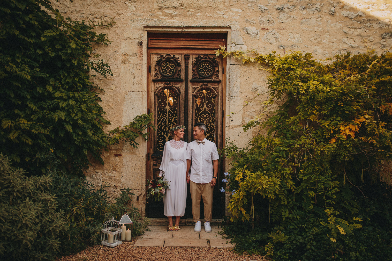 Chateau de Puissentut Wedding