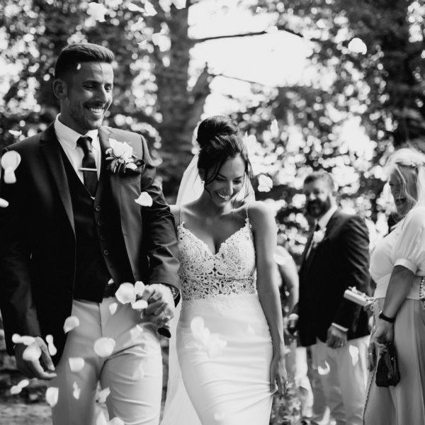 Hayley & Martyn// Chateau Lasfargues wedding photographer