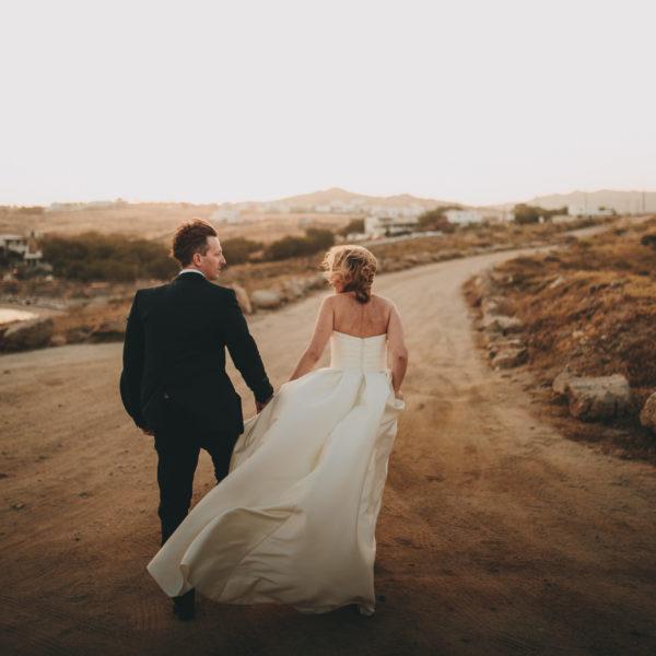 Isotta & Federico// Mykonos wedding